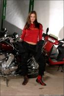 Sandra Shine in Bike Shop Babe gallery from MPLSTUDIOS - #16