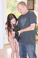 Alexis Venton in behind the scenes gallery from ATKPETITES - #5