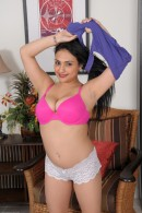Rikki Nyx in upskirts and panties gallery from ATKPETITES - #11