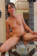 Oksana in mature and hairy gallery from ATKPETITES - #6