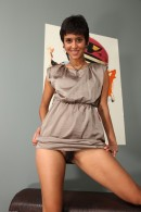 Sonya in exotic and hairy gallery from ATKPETITES - #3