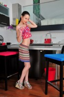 Jennifer in young and hairy gallery from ATKPETITES - #9