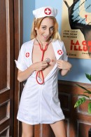 Emma Haize in uniforms gallery from ATKPETITES - #13