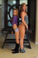 Laney Boggs & Alicia Silver in amateur gallery from ATKPETITES - #11