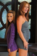 Laney Boggs & Alicia Silver in amateur gallery from ATKPETITES - #8