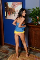 Trinity St Clair in upskirts and panties gallery from ATKPETITES - #12