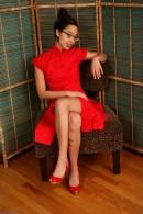 Miyu in upskirts and panties gallery from ATKPETITES - #10