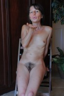 Oksana in mature and hairy gallery from ATKPETITES - #7