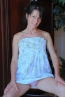 Oksana in mature and hairy gallery from ATKPETITES - #8