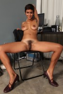 Sonya in exotic and hairy gallery from ATKPETITES - #2