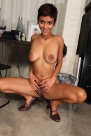 Sonya in exotic and hairy gallery from ATKPETITES - #4