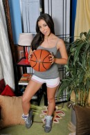 Sasha Hall in uniforms gallery from ATKPETITES - #1