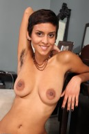 Sonya in exotic and hairy gallery from ATKPETITES - #7
