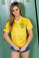 Nicole in uniforms gallery from ATKPETITES - #14