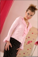 Zuzka in Pretty In Pink gallery from MPLSTUDIOS - #16