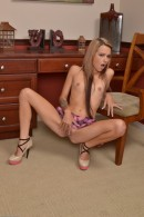 Laney Boggs in upskirts and panties gallery from ATKPETITES - #4