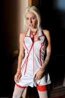 Stevie Shae in uniforms gallery from ATKPETITES - #1