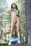 Tatiana in exotic and hairy gallery from ATKPETITES - #10