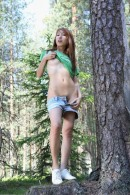 Tatiana in exotic and hairy gallery from ATKPETITES - #9