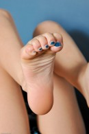 Alexis Venton in footfetish gallery from ATKPETITES - #9