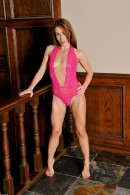 Sheena Shaw in lingerie gallery from ATKPETITES - #1