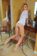 Laney Boggs in masturbation gallery from ATKPETITES - #8
