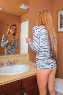 Laney Boggs in masturbation gallery from ATKPETITES - #1