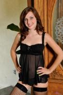 MaryJane Johnson in lingerie gallery from ATKPETITES - #1