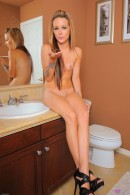 Laney Boggs in lingerie gallery from ATKPETITES - #6