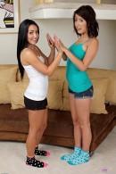 Lola Foxx & Missi Daniels in lesbian gallery from ATKPETITES - #8