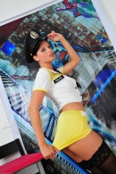 Megan Promesita in uniforms gallery from ATKPETITES - #8