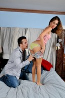 Riley Reid in action gallery from ATKPETITES - #2
