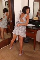 Sonya in exotic and hairy gallery from ATKPETITES - #12