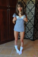 Risi Simms in amateur gallery from ATKPETITES - #1