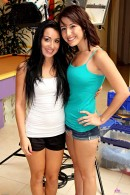 Lola Foxx & Missi Daniels in behind the scenes gallery from ATKPETITES - #5