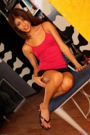 Veronica Rodriguez in upskirts and panties gallery from ATKPETITES - #1
