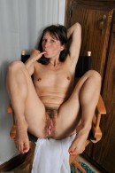 Oksana in mature and hairy gallery from ATKPETITES - #3
