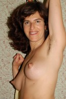 Cara in mature and hairy gallery from ATKPETITES - #10