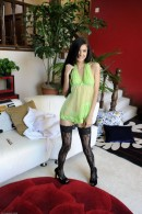 Zoey Kush in behind the scenes gallery from ATKPETITES - #6