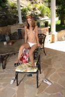 Presley Hart in nudism gallery from ATKPETITES - #14