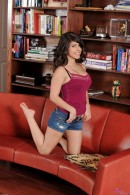 Layla Rose in masturbation gallery from ATKPETITES - #1