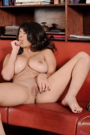 Layla Rose in masturbation gallery from ATKPETITES - #4