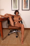Sonya in exotic and hairy gallery from ATKPETITES - #15