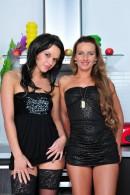 Frida & Megan Promesita in lesbian gallery from ATKPETITES - #1