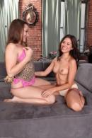 Shyla Jennings & Dani Daniels in lesbian gallery from ATKPETITES - #9