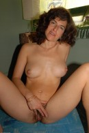 Cara in mature and hairy gallery from ATKPETITES - #5