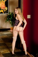 Missy M. Gold in lingerie gallery from ATKPETITES - #12