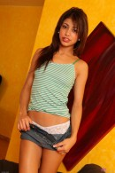 Veronica Rodriguez in masturbation gallery from ATKPETITES - #8