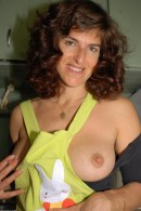 Cara in mature and hairy gallery from ATKPETITES - #8
