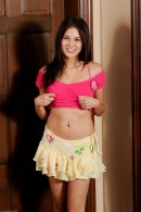 Shyla Jennings in upskirts and panties gallery from ATKPETITES - #1